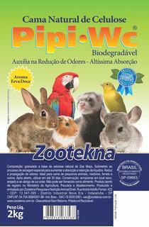 Pipi W.c. Com Aroma De Erva Doce - 2 Kg