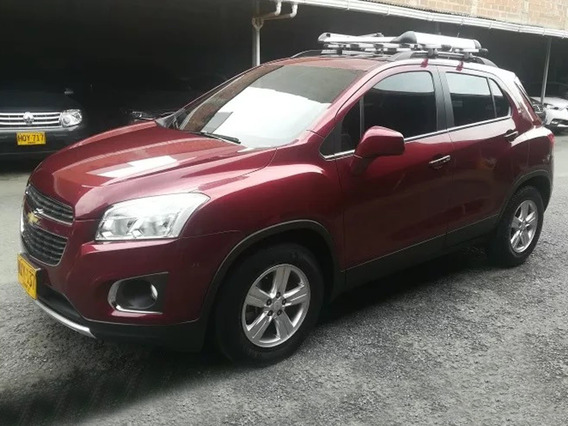 Chevrolet Tracker Lt Automatica