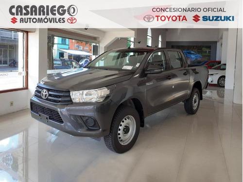 Toyota Hilux Dx 4x2 Nafta Precio Leasing 2.7 2021 0km