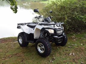 Quadriciclo 200cc 4x2 Câmbio Cvt Automático Buggy&cia