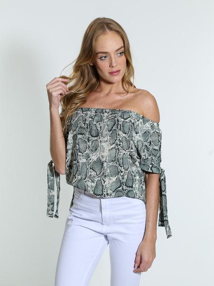 Blusa Ciganinha Lily Fashion