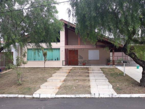 Casa Com 4 Dormitórios À Venda, 280 M² Por R$ 800.000 - Condomínio Campos Do Conde Ii - Paulínia/sp - Ca13062