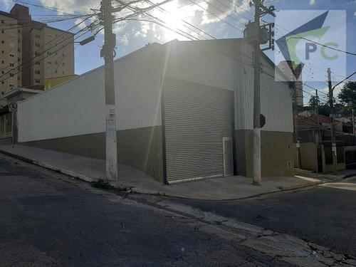 Imagem 1 de 8 de Galpão Novo À Venda, 200 M² Por R$ 849.000 - Limão - São Paulo/sp - Ga0009