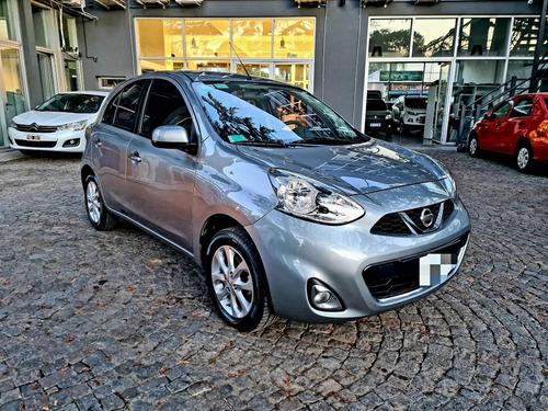 Nissan March Advance Pure Drive 5ptas 2016 52.000km T/usado