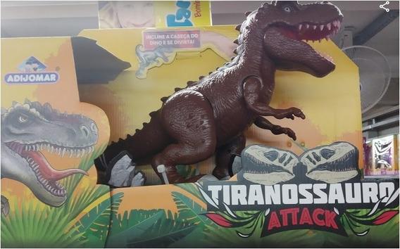 Tiranossauro Rex (com Movimento) Adijomar
