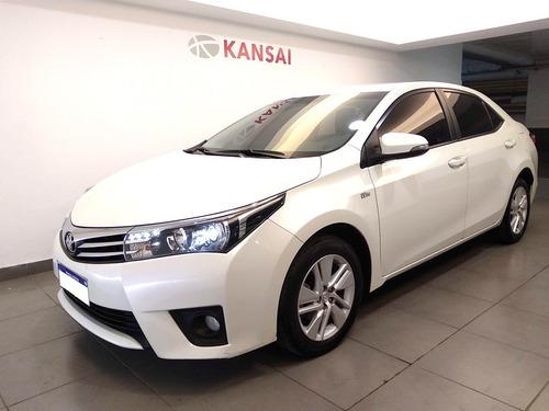 Toyota Corolla Xei Cvt 2017