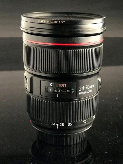 Lente Canon 24-70 Ii F2.8