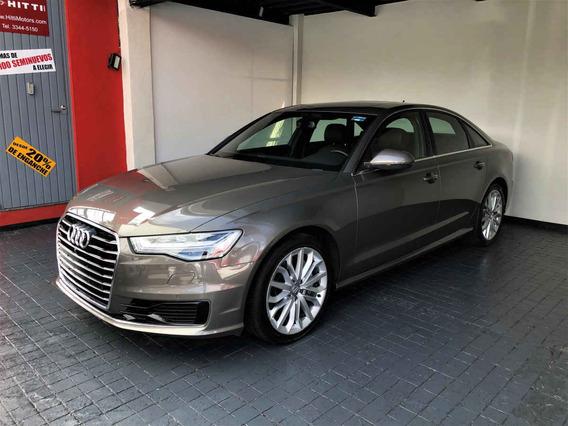 Audi A6 2016 4p Elite L4/2.0/t Aut
