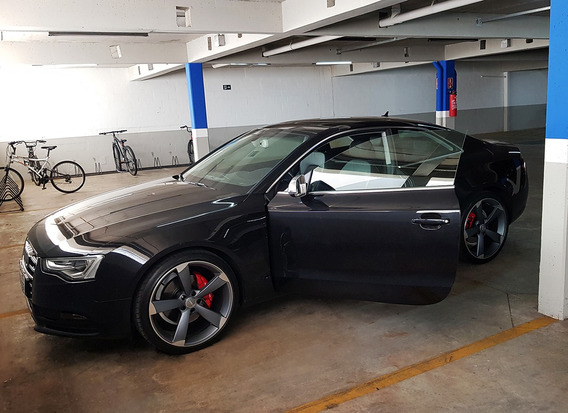 Audi A5 Coupe 2014