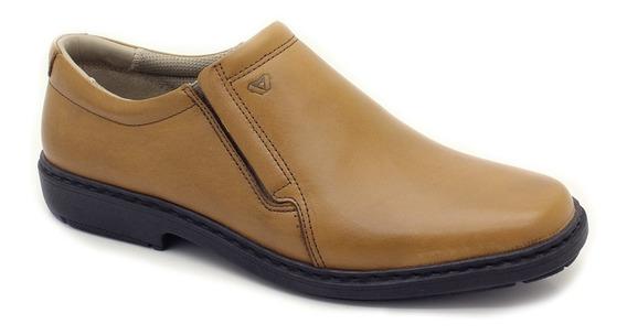 Sapato Masculino Em Couro Vudalfor Ref.: 2351