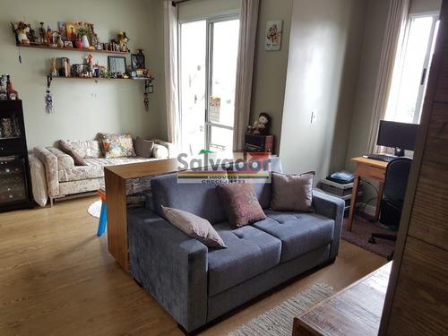 Apartamento Na Rua Abagiba - Vila Das Mercês - São Paulo - 8895