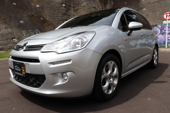 Citroen C3 Exclusive Tp 1600cc Aa 4ab Abs Techo Panorámico