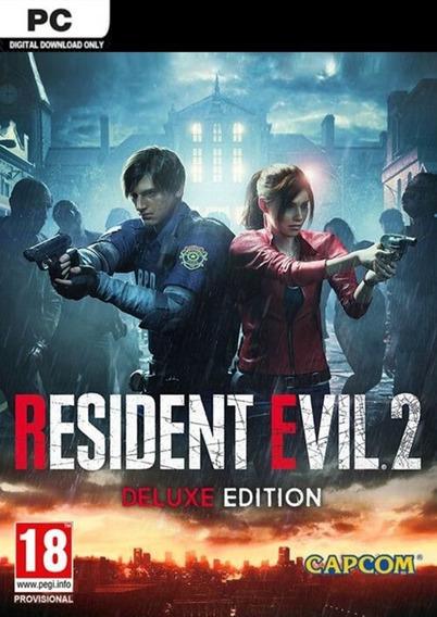 Resident Evil 2 Novo Remake - Pc - Envio Imediato!!!