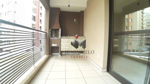 Apartamento Com 3 Dormitórios À Venda, 116 M² Por R$ 403.000,00 - Nova Aliança - Ribeirão Preto/sp - Ap3533