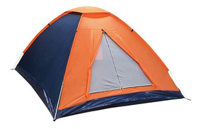Barraca Camping 3 Pessoas Iglu Impermeavel Conforto Nautika