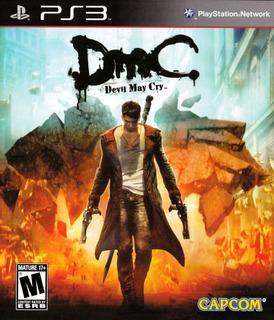 Dmc - Ps3 - Juego Fisico - Megagames
