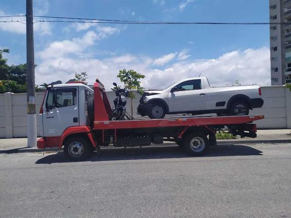 Reboque Guincho Mercedes-benz 712c Muito Conservado