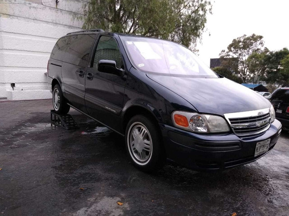 Chevrolet Venture Minivan Ls Larga Aa At 2001