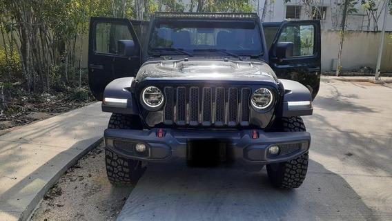Jeep Wrangler Rubicon 2019 Impecable