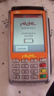 Maquina De Cartão Rede Iwl281