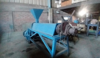 Maquinaria Rubro Plastico (molino Triturador, Extrusora, Etc