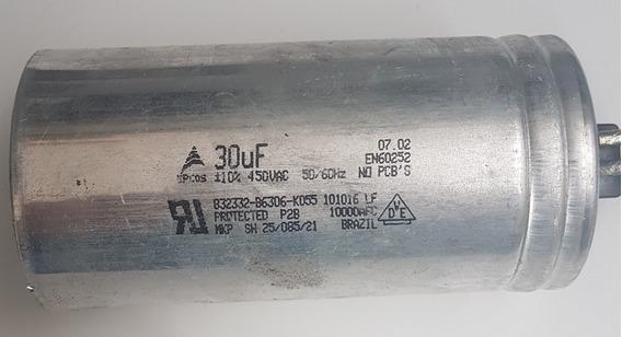 5 Unid. Capacitor 30uf X 450vac Aluminio