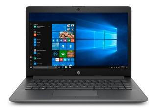 Notebook Hp Intel Celeron N4000 14 Ck-0039la 4gb 500gb Win10
