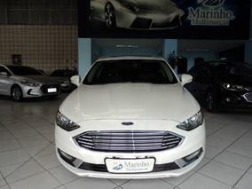 Ford Fusion 2.0 Sel Ecoboost Aut. 4p 2017