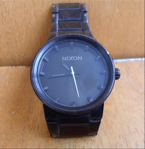 Relógio Nixon The Cannon The All Black