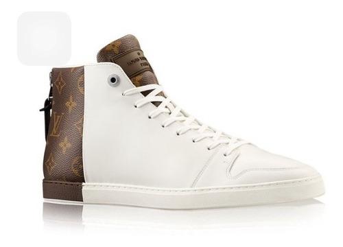 Tenis Bota Botin Louis Vuitton Sneaker Gucci Versace