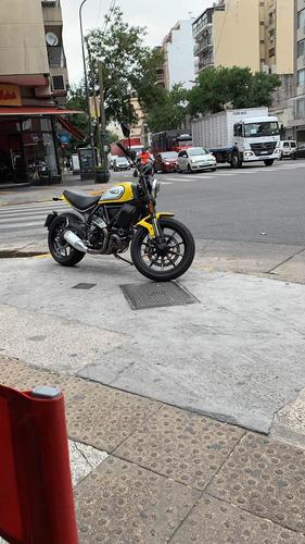 Ducati Icon 800 Scrambler Igual A 0km