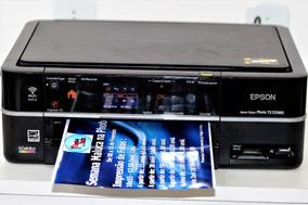 Impressora Fotográfica Epson Tx720wd