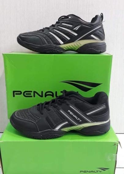 Zapatilla Penalty Tenis! Cuero!! Reforzada! Oferta