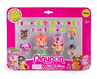 Pinypon Babies Y Set De Figuras Mix Is Max