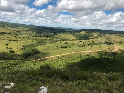 Chacra En Quebrada, Vistas, Cañada, Frente Arroyo.