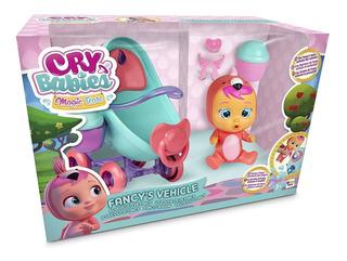 Cry Babies Magic Tears Vehiculo De Fancy Con Accesorios