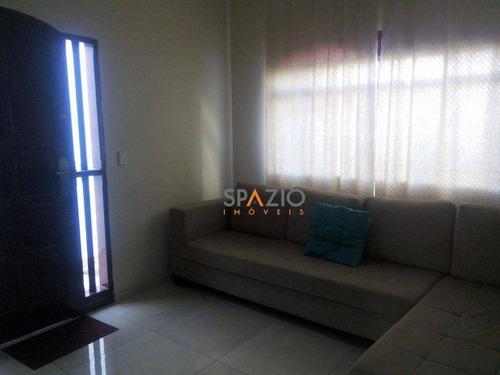 Imagem 1 de 16 de Casa Residencial À Venda, Cidade Jardim, Rio Claro. - Ca0038