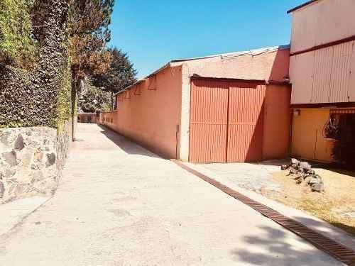 Espaciosas Bodegas En Renta, San Miguel Ajusco, Tlalpan