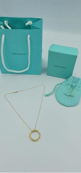 Collar Tiffany & Co Oro Tiffany Tous Cartier T&co Tiffany