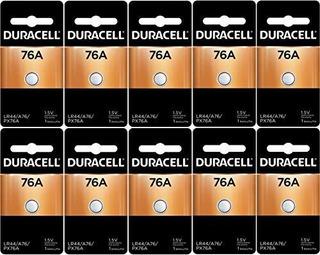 Duracell Pila De Celula En Forma De Boton Duralock Lr44 De 1