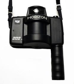 Câmera Analógica Panorâmica Rotativa Horizon 202s - 120º