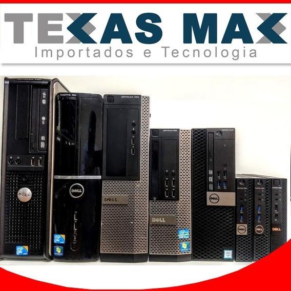 02 Desktop Dell Optplex I3 E I7