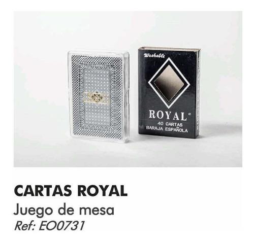 Cartas Royal