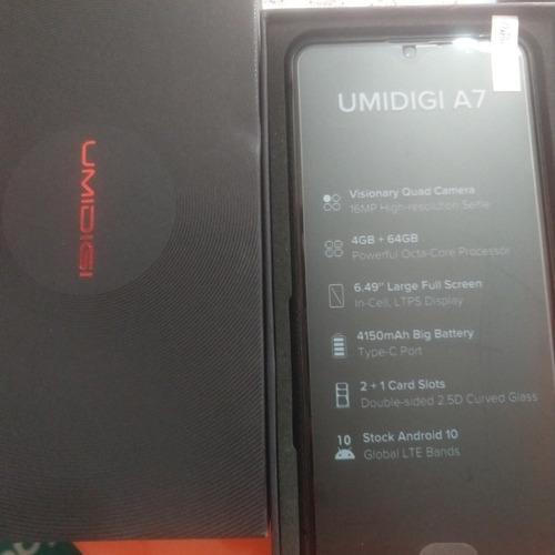 Celular Umidigi A7 64gb