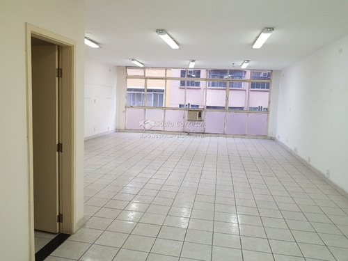 Imagem 1 de 8 de Escritório Comercial 86m² - Galeria De Arts - República - Sala Comercial Para Aluguel No Bairro República - São Paulo, Sp - Sc00512