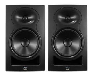 Monitores Activos Kali Audio Lp6 Bk El Par