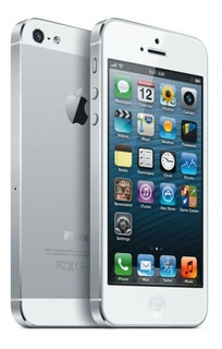 iPhone 5 32gb Prata