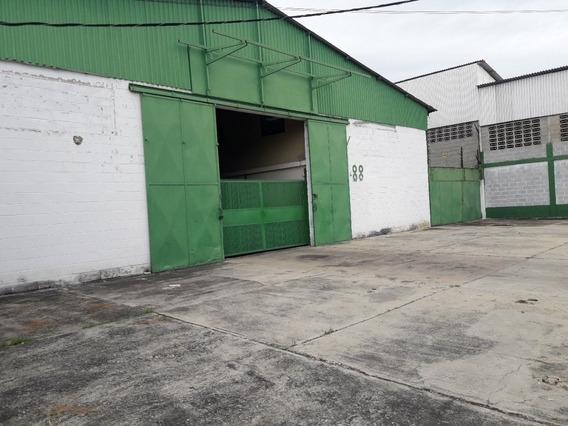 (1.792) Galpon En Alquiler En Zona Industrial La Quizanda