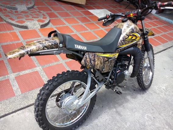 Yamaha Dt 125 Modelo 1997 Para Trocha
