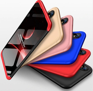 Case Huawei P20 Lite,mate 20 Lite,y9 2018 Vidrio 5d